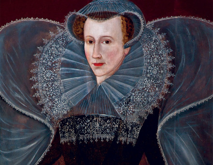 Woke: Mary Queen of Scots, early 17th century.