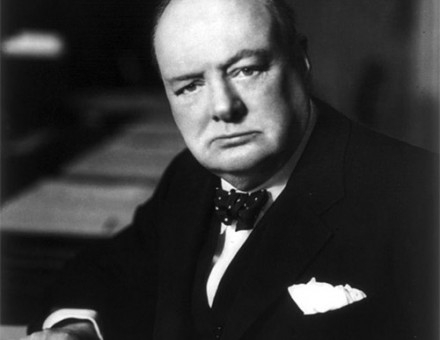 Churchill in 1941