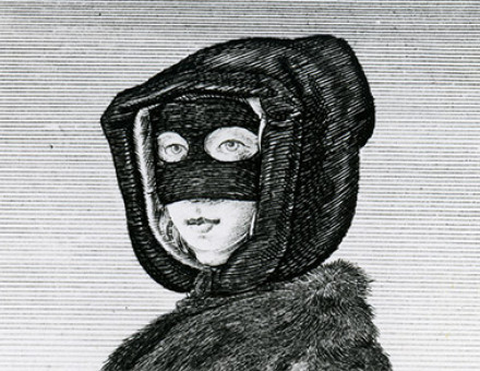 Femme fatale: Wenceslaus Hollar's 'Winter', 1643.