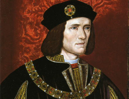 Late 16th-century portrait of Richard III.