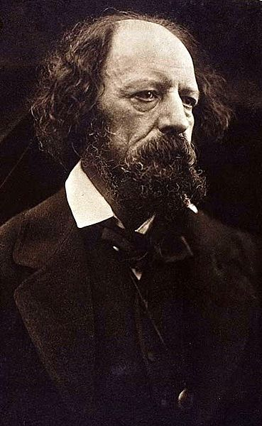 Alfred Lord Tennyson in 1869