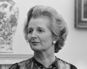 Margaret Thatcher in the White House, 1976