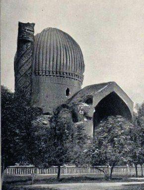 Tamerlane's tomb