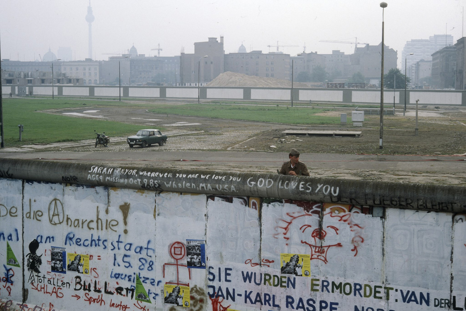 The Afterlife of the Berlin Wall