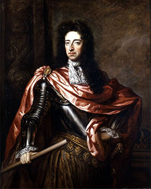 William III by Sir Godfrey Kneller